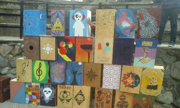 Proyecto Cajones peruanos